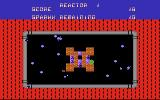 Meltdown Atari 7800 The reactor walls are caving in