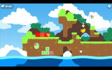 Snakebird Windows The tutorial level