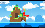 Snakebird Windows With all fruit eaten you can move inside the level exit.