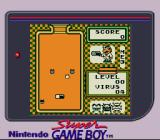 Dr. Mario Game Boy Gameplay on Super Game Boy.