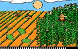 Barnyard Blaster Atari 7800 Shoot targets out in the fields