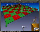 The Chessmaster 4000 Turbo Windows 3.x A Surreal Board Style