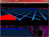 Gladiatron 3D Windows Alternate camera viewpoints, First Person and Sky Cam
