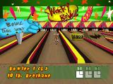 Animaniacs: Ten Pin Alley PlayStation Wacky Bowl Alley.