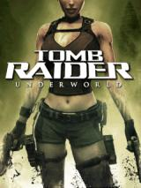 Tomb Raider: Underworld J2ME Title screen