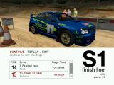 Colin McRae Rally 04 Windows Finish line