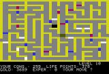 Super Dungeon Apple II Level 10 Map