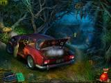 Weird Park: Scary Tales iPad I have opened the trunk and now it is a searchable area