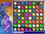 Bejeweled 2: Deluxe Windows Finity Mode. Including Bomb and Rocks.