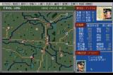 Operation Europe: Path to Victory 1939-45 Sharp X68000 Start of game