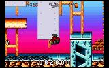 The Incredible Crash Dummies Amiga Construction Site