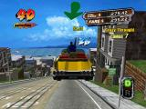 Crazy Taxi 3: High Roller Windows Jumps will make passenger to give tips