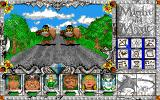 Might and Magic III: Isles of Terra Amiga When you hit the road, instantly you will be attacked by Goblins.