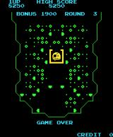 Navarone Arcade Game over