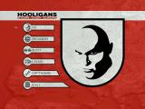 Hooligans Windows Main menu