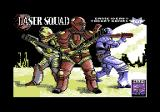 Laser Squad Commodore 64 Title screen