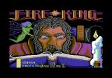 Fire King Commodore 64 Title