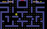 Pacman ST Atari ST The ghosts are afraid of me now