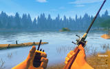 Firewatch Windows Going fishing.