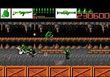 Alien Brigade Atari 7800 Numerous enemies attacking...
