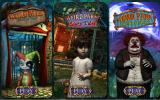 Weird Park: Super Pack Windows Game selection screen
