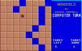 Minefield Atari ST Got one of the computers tanks