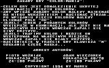 Color Mania Commodore 64 Instructions