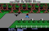 Midnight Mutants Atari 7800 Exploring the lands