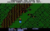 Midnight Mutants Atari 7800 A deadly path through the woods