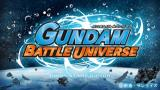 Gundam Battle Universe PSP The universe is bigger than that.