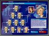 The Political Machine Windows As you move through the campaign, you get to take on real candidates that are harder