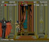 Haunted Castle Arcade Dracula, first form