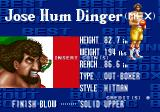 Best Bout Boxing Arcade Jose Hum Dinger