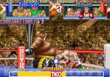 Best Bout Boxing Arcade Belly attack