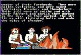 Magical Myths Apple II Each story has some animated images