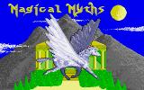 Magical Myths Apple IIgs Title screen