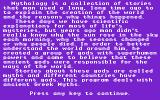 Magical Myths Apple IIgs Introduction
