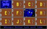 Magical Myths Apple IIgs Memory game