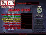 Hot Rod: Garage to Glory Windows Check out your career stats here