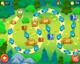 Cut the Rope 2 Windows Apps The map