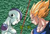 Dragon Ball Z: Shin Butōden SEGA Saturn Lookin' good, Frieza-sama.