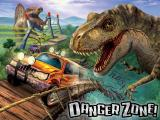 Jurassic Park III: Danger Zone! Windows Start screen