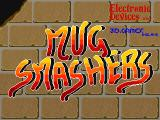 Mug Smashers Arcade Start screen