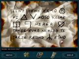 Nancy Drew: The Secret of Shadow Ranch Windows A letter someone tried to burn, unfortunately, it's coded...