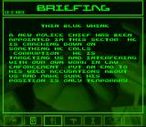 Syndicate SNES Mission Briefing