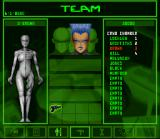 Syndicate SNES Selecting team members for mission