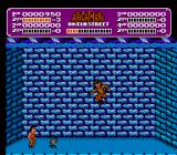 A Nightmare on Elm Street NES Fighting with Freddie Krueger