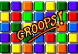 Groops! Amstrad CPC Title screen