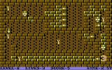 Wizard's Doom: Fifty Levels of Exquisite Torture Commodore 64 Level 6