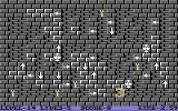 Wizard's Doom: Fifty Levels of Exquisite Torture Commodore 64 Level 14